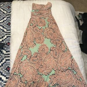The Limited Maxi Dress